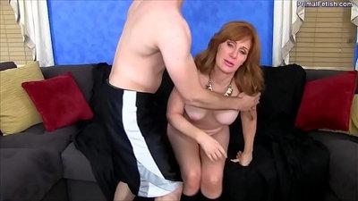 儿子 和 妈妈